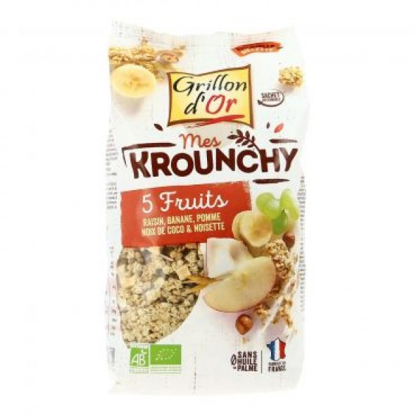 Krounchy 5 Fruits